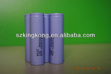 3.7v 18650 rechargeable battery