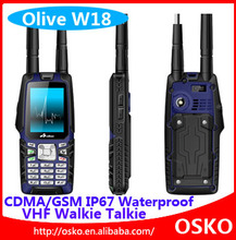 2.4inch gsm cdma dual sim dual standby mobile phone W18