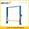 Rotary lift manual car shop hydraulic lifts