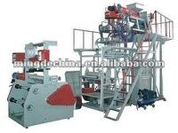 PP rotary die Head Plastic Film Blowing Machine/film blow extruder