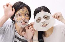 Korea nonwoven printed animal facial mask