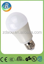 2015 hot sale LED plastic lamp/LED plastic light/LED plastic bulb