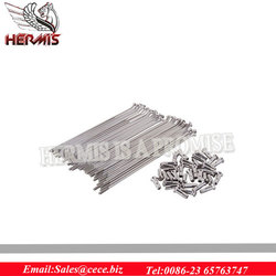 Wheel Spokes Spare Parts for Motorcycles