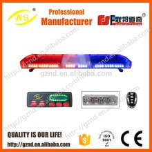 High Quality Police Used Device LED Warning Light Bar Wholesale Price