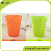 kitchen use new arriving clear plastic garbage cans