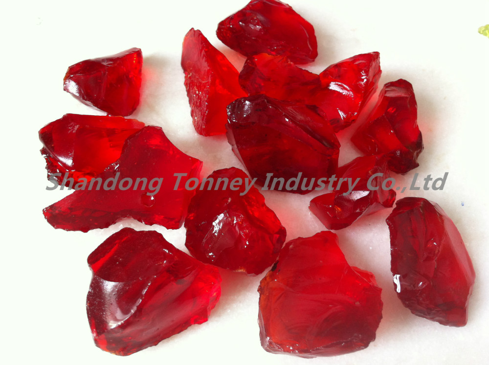 Red Glass Stone : Ruby red glass stone buy