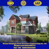 luxury prefabricated house hot sale ligh steel villa
