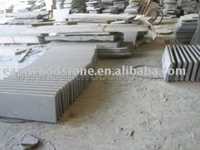 Elegant color and quality granite tile bullnose edging
