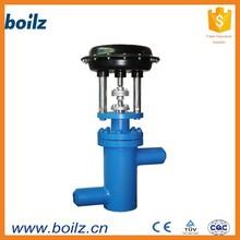 desuperheating liquid injection expansion valve