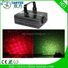 Hot Christmas party Red and Green mini projector