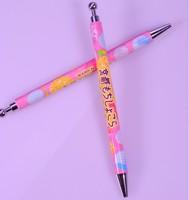 2015 best promotional giveaways/logoed full color printing pens/custom printed pens