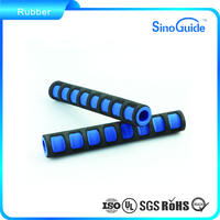 Close Cell NBR Foam Colorful Rubber Foam Insulation Tube