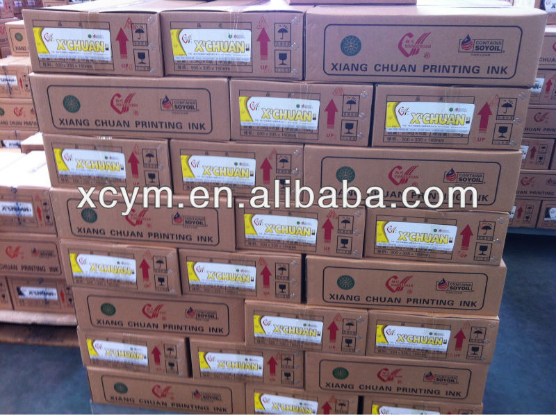 Hot!!! XCP-5XX Sheet-fed Offset Printing Ink