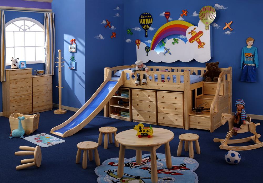 Moderne pas cher superpos s lit prix enfants lits superpos s en bois pour ch - Lit superpose en bois pas cher ...
