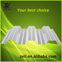 best price galvanized floor plate steel flooring deck (YX51-226-678)