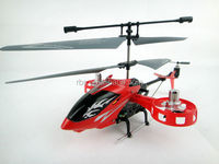 double propeller infrared control 4 channel mini alloy series rc helicopter