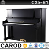 new style mini upright piano with multilayered solid wood keyboard
