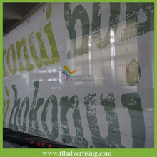 Outdoor Advertising Large Mesh Fabric Banner/Fence Fabric Banner
