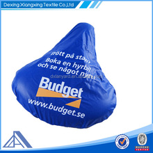 outdoor high quality promotional polyester bike seat cover