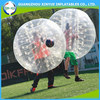 Super quality TPU material bumperz bubble football