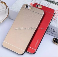 Ultra Thin Metal Phone Case Cover For iPhone 6