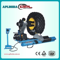 large truck tyre changer, fitting machine with CE