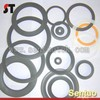 Custom rubber seal ring for pipe fitting,plastic gasket for air valve