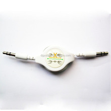 Retractable Extension Cable Audio Cable free samples