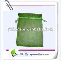 small drawstring organza bag pouch