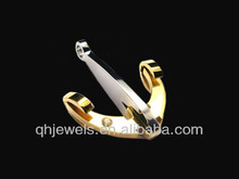 venta caliente colgante de oro men2014 diseños