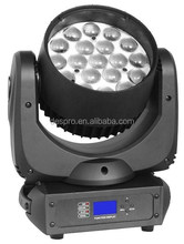 china top ten selling projector10w 19pcs LED stage lights wedding import cheap goods from china