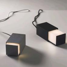 High-end Aluminum Drawer Box LED Reading Desk Lamp Bedlight Birthday Party Christmas Business Gift,M8037