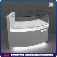 TSD-W508 modern glass display cabinet,showcase display glass, custom wood glass cabinet