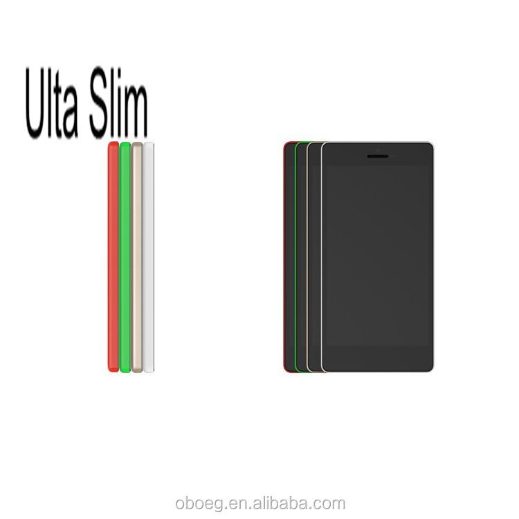 "Very Small Ultra Slim Lte 4g Mobile Phone With 5"" Big Touch Screen ..."
