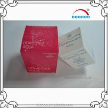 2015 customized recycled material cartoon canada style plastic box alibaba china