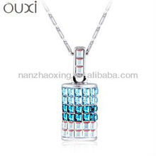 Hot Sale Bottle Necklace made with Swarovski Elements