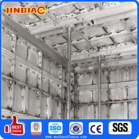 aluminum construction high building formwork