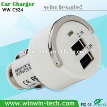 Doble salida USB cargador de batería automático 12 v 10a 200 w