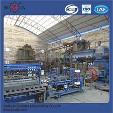 Clay Hollow block making machine, brick making production line