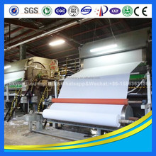1575mm Toilet Tissue Paper Making Machine,waste paper raw material recycling