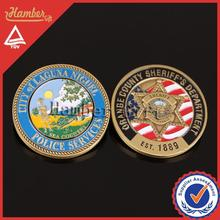Personalized Challenge Coins Antique Coin