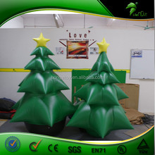 Brand Hongyi fabulous giant dancing wooden christmas tree