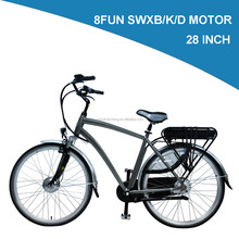 Finland 28 aluminum frame shock price lithium electric bike Mountain electric Bike with motor lithium battery