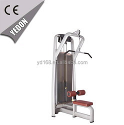 Hot sale fitness equipment new product seated high pully machine strength gym equipment(YD-1314)
