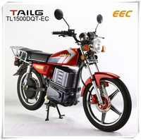2015 China cheap cool adulto eletrico motocicleta / electric man motorcycle TL1500DQ-EC