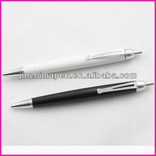 2014 Latest style white ballpoint pen
