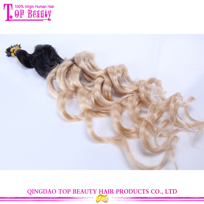 Curly Hair Extensions Pre Tip 100