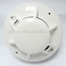 2 Wire Conventional Smoke Detector with LED indicator Compatible with all Conventional Fire Alarm Panel PY-YT102