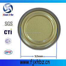 beverage, such as juice, soda drink, energy drink and beer easy open/can lid