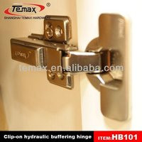 2013 Temax Concealed hinges with spring for cabinet door, no screw hinge